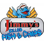 Jimmys Killer Fish & Chips Logo