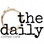The Daily Coffee Cafe Logo