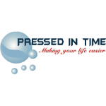 Pressed in Time Logo