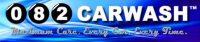 082 CAR WASH Logo