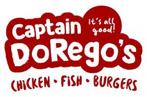 Captain Dorego's Logo