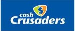 Cash Crusaders Logo