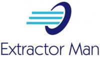 Extractor Man Logo
