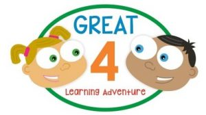 Great Four Learning Adventure Logo
