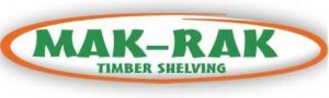 Mak-Rak Timber Shelving
