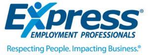 New Express Employment Professionals Logo
