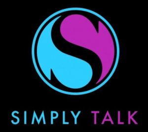 Simply Talk Logo