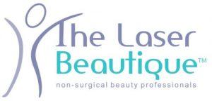 The Laser Beautique logo